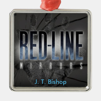 Red-Line: Mirrors Christmas Ornament