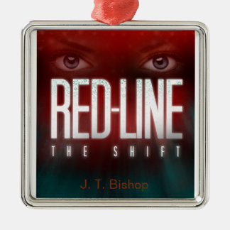 Red-Line: The Shift Christmas Ornament