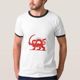 Red Lion with Sun, Iran Shirt
