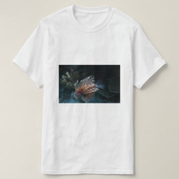 everydaylifesf Red Lionfish T-shirt