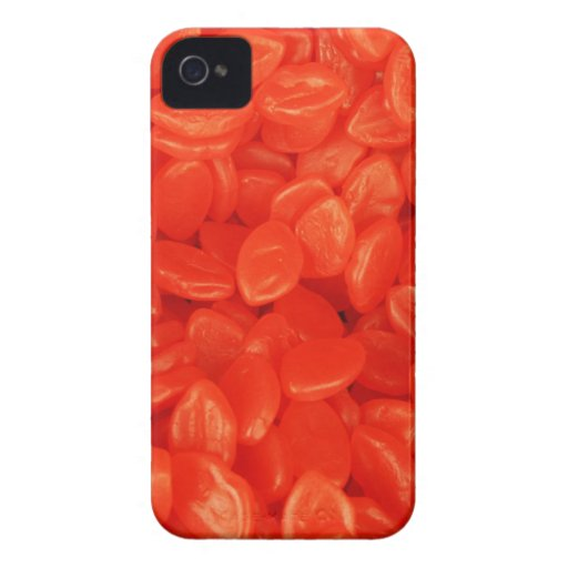 Red Lips Candy Case-Mate iPhone 4 Case