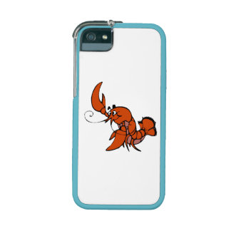Red Lobster iPhone 5/5S Cover