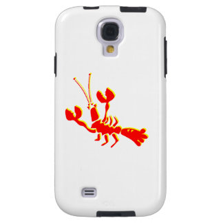Red Lobster Galaxy S4 Case