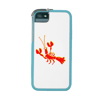 Red Lobster iPhone 5 Cover