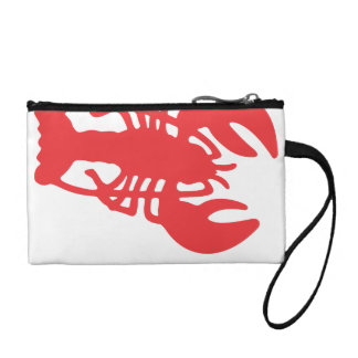 Red Lobster Change Purse