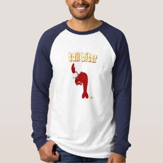 Red Lobster Chef Tail Biter T-Shirt