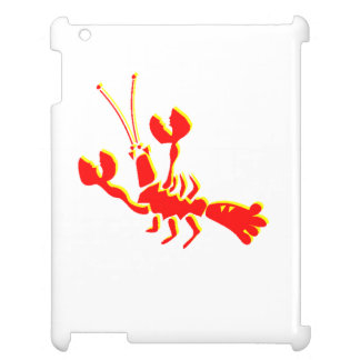 Red Lobster Case For The iPad 2 3 4