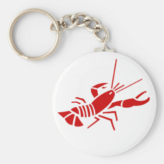 Red lobster keychains