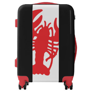 Red Lobster Luggage