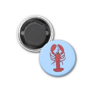 Red Lobster Fridge Magnet