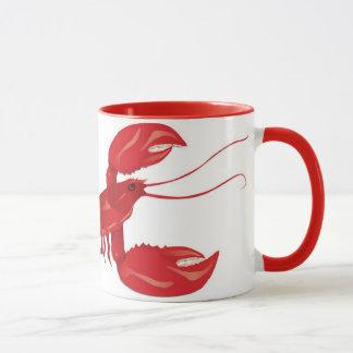 Red Lobster Mug