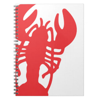 Red Lobster Notebook