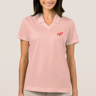Red Lobster Polo Shirt