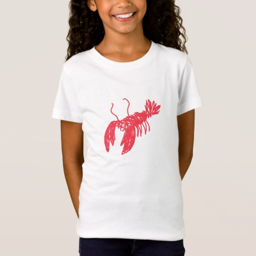 Red Lobster T_Shirt