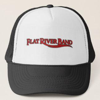 RED LOGO  frb WEAR Trucker Hat