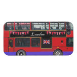 Red London Bus Double Decker iPhone 5 Cases
