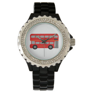 Red London Bus Watch