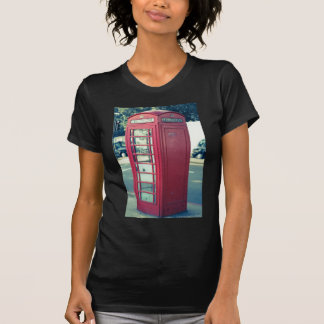 Red London Telephone Box T-Shirt