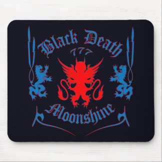 Red Louie Mouse Pad