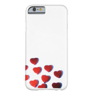 Red Love Barely There iPhone 6 Case