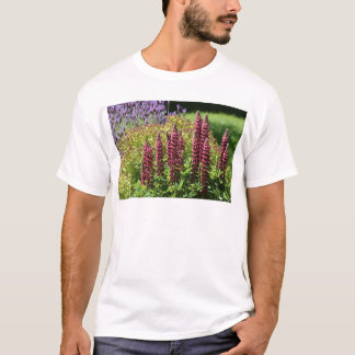 Red lupin flowers T-Shirt