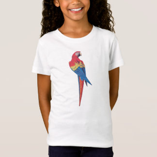 Red Macaw T-Shirt
