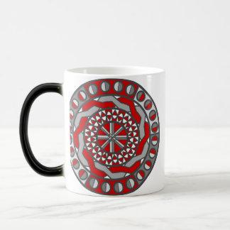 Red Machinery Mug