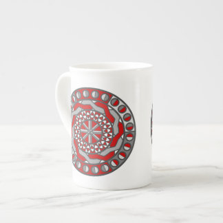 Red Machinery Specialty Mug Tea Cup