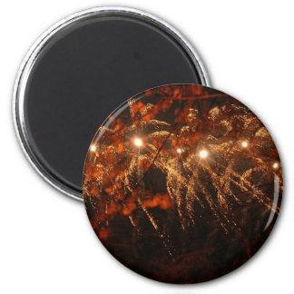 Red Fridge Magnet