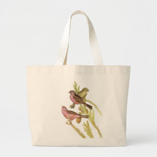 Red-mantled Rosefinch Tote Bags