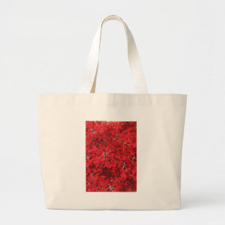 Red Maple and Walnut Canvas Bag