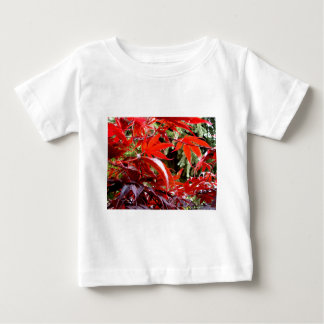 Red Maple Baby T-Shirt