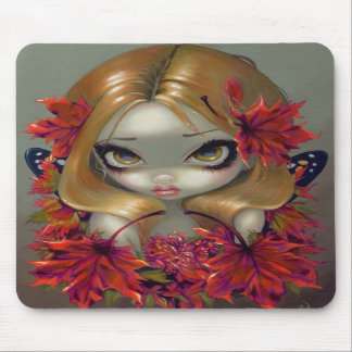 """""""Red Maple Fairy"""" Mousepad"""