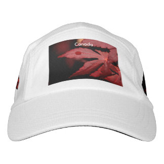 Red Maple Headsweats Hat