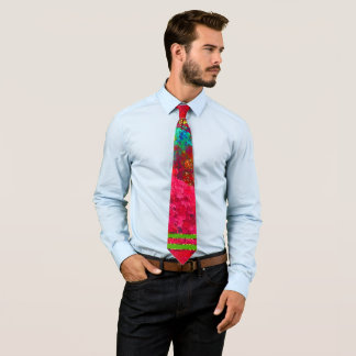Red Maple IV Tie