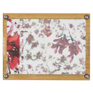 Red Maple Keys Botanical Natural Cheese Platter