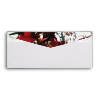 Red Maple Keys Botanical Natural Envelope