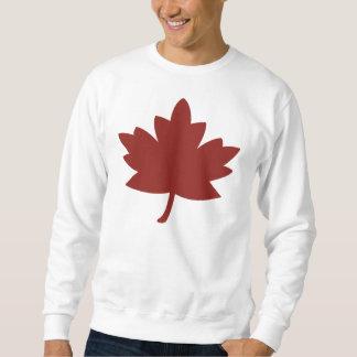 Red Maple Leaf Sweatshirt