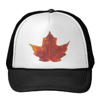Red Maple Leaf Trucker Hat