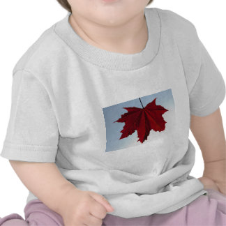 Red Maple Leaf T-shirts