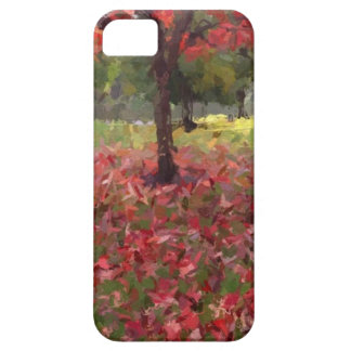Red Maple Tree Photography iPhone SE/5/5s Case