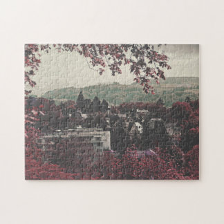 Red Maple Village Puzzle