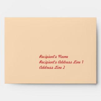 Red Maples Envelope