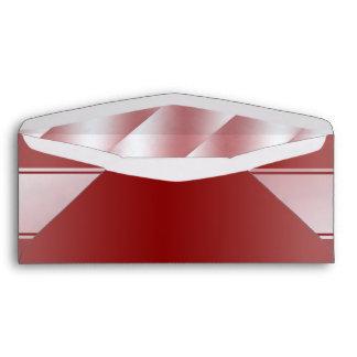 Red Marble 2 Envelope