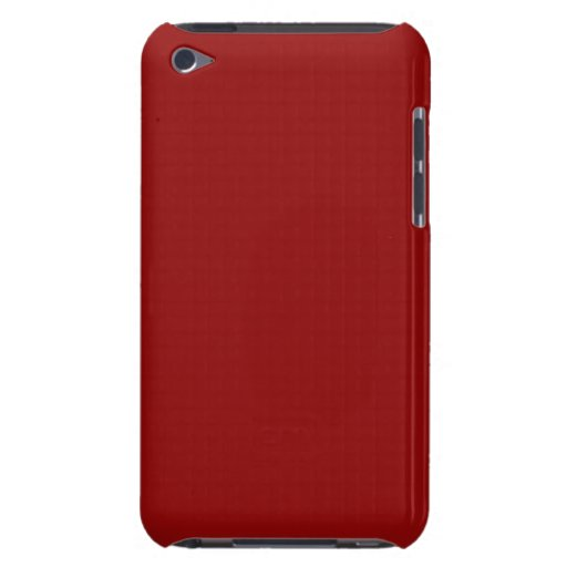 Red maroon iPod touch covers