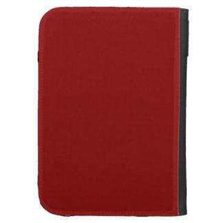 Red maroon kindle keyboard case