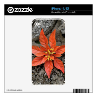 RED MARY SKINS FOR iPhone 4