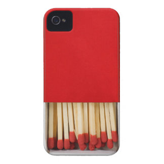 Red Matchbox - iPhone4 - iPhone 4 Cover