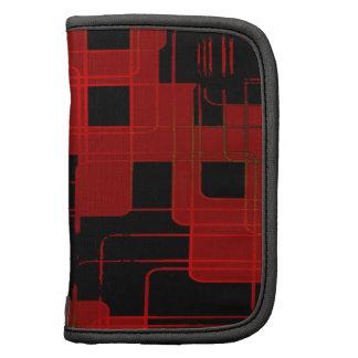 Red Matrix Camo (AOM Design) Planner