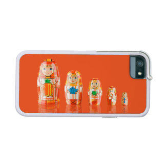 Red Matryoshka Russian Dolls iPhone 6 Case Case For iPhone 5